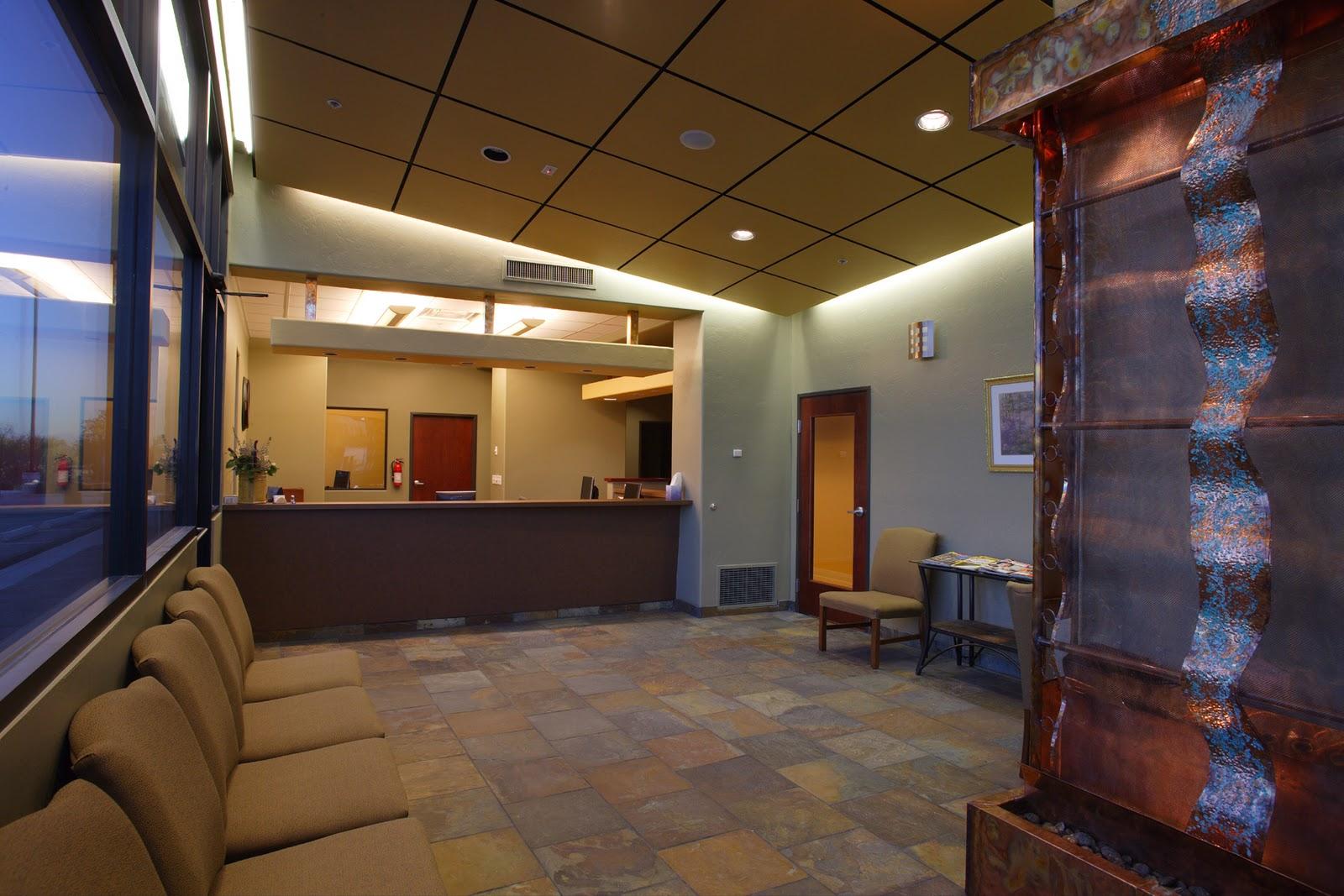 Interior design medical office trend for Medical office design