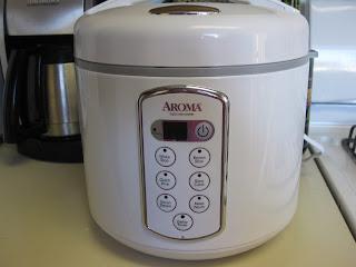 always in bloom aroma 20 cup rice cooker steamer slow cooker. Black Bedroom Furniture Sets. Home Design Ideas