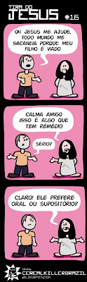 Tira do Jesus #16
