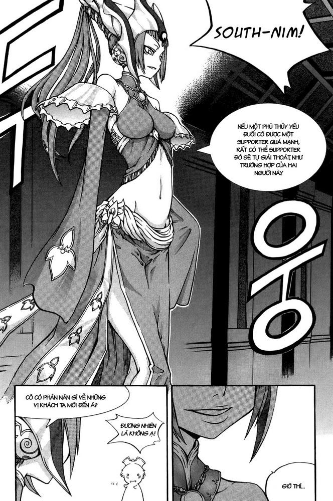 Witch Hunter – Thợ Săn Phù Thủy chap 15 page 37 - IZTruyenTranh.com