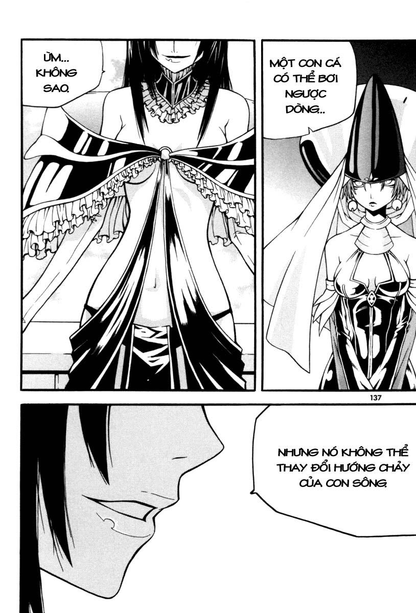 Witch Hunter – Thợ Săn Phù Thủy chap 8 Trang 7 - Mangak.info