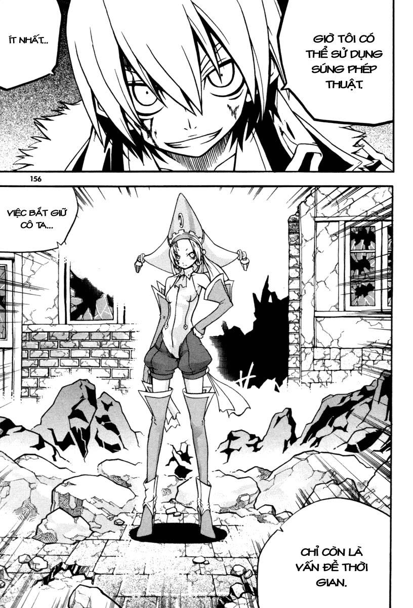 Witch Hunter – Thợ Săn Phù Thủy chap 8 Trang 26 - Mangak.info