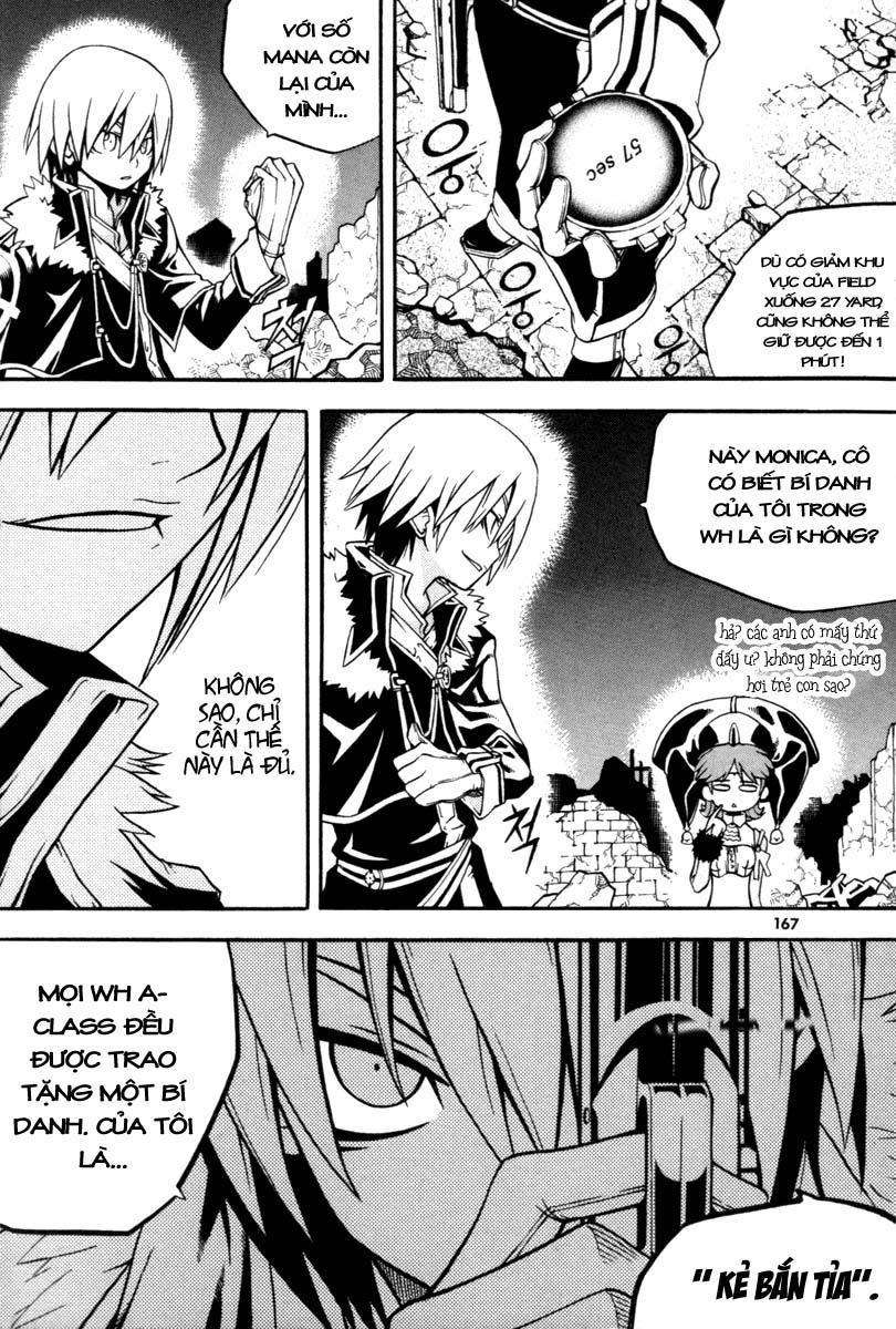 Witch Hunter – Thợ Săn Phù Thủy chap 8 Trang 37 - Mangak.info