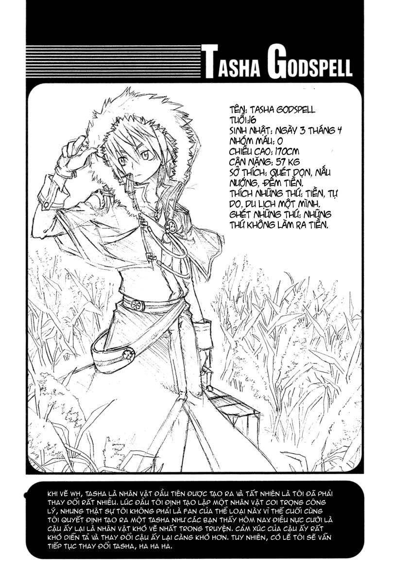 Witch Hunter – Thợ Săn Phù Thủy chap 8 Trang 43 - Mangak.info