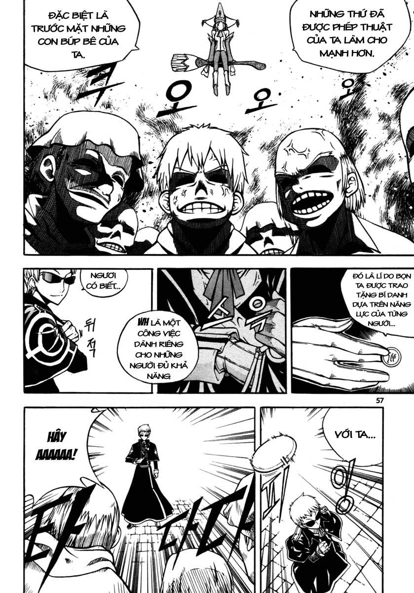 Witch Hunter – Thợ Săn Phù Thủy chap 6 page 12 - IZTruyenTranh.com