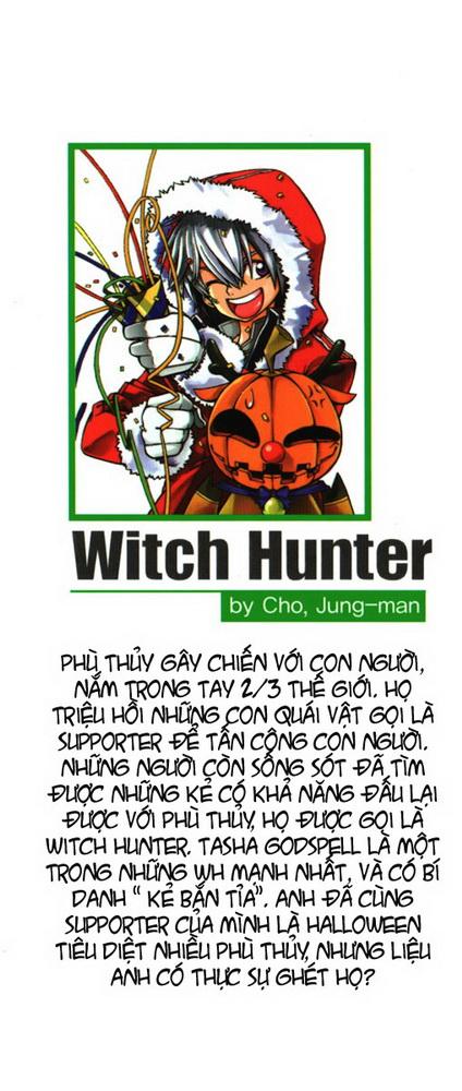 Witch Hunter – Thợ Săn Phù Thủy chap 1 Trang 2 - Mangak.info