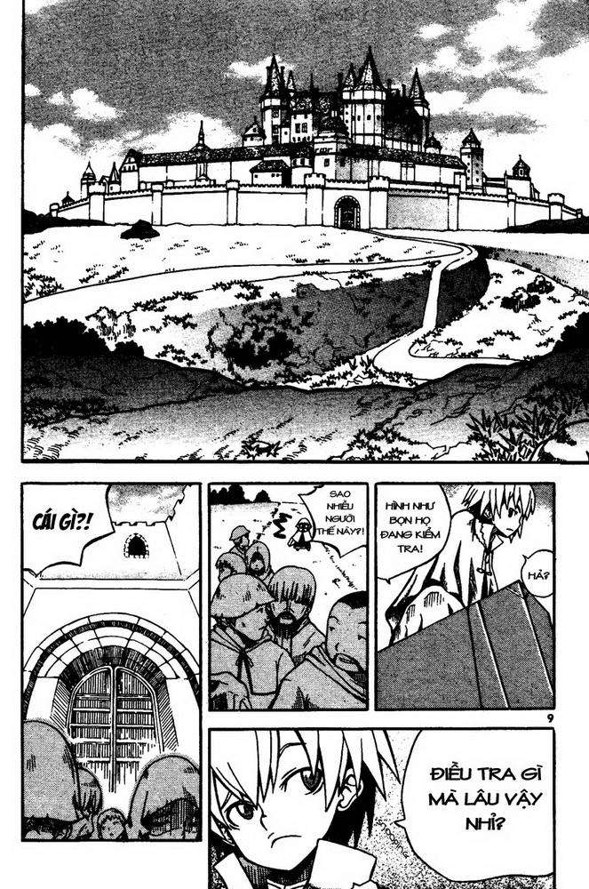 Witch Hunter – Thợ Săn Phù Thủy chap 1 Trang 8 - Mangak.info