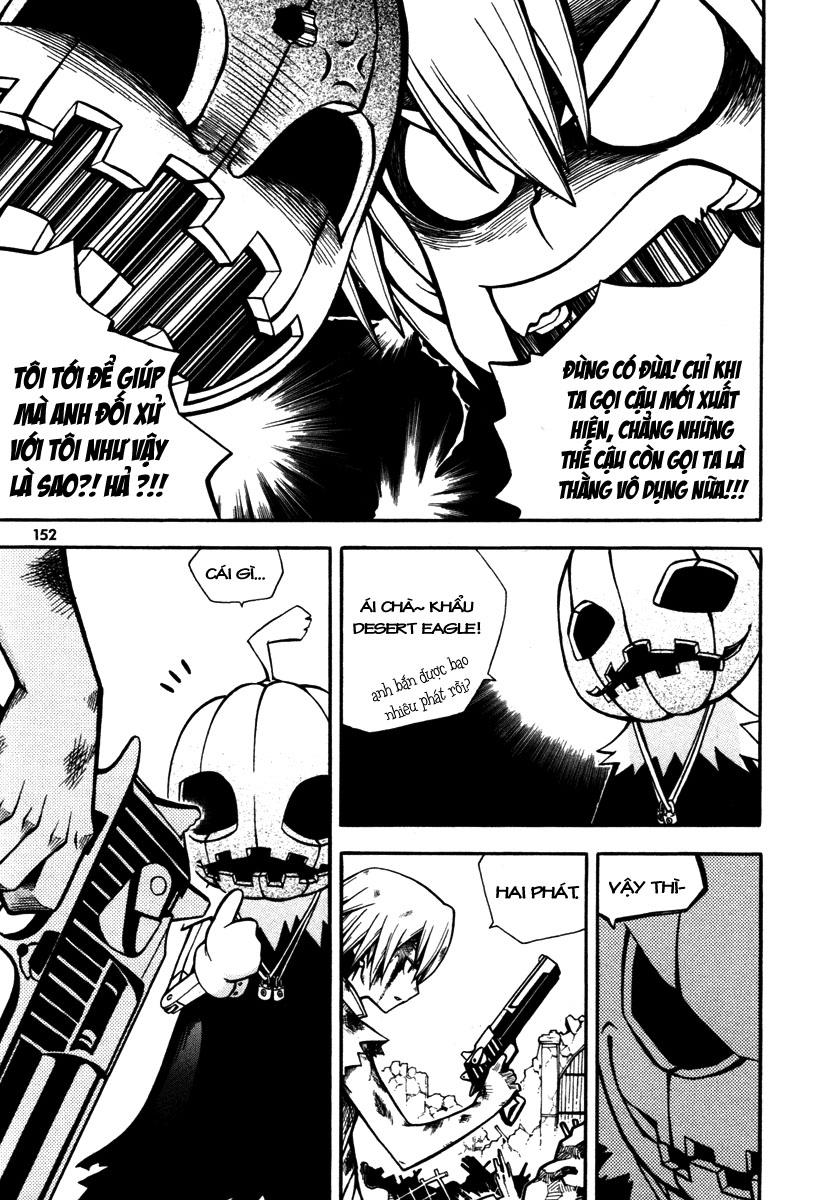 Witch Hunter – Thợ Săn Phù Thủy chap 4 Trang 16 - Mangak.info