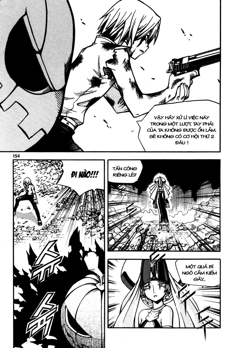 Witch Hunter – Thợ Săn Phù Thủy chap 4 Trang 18 - Mangak.info