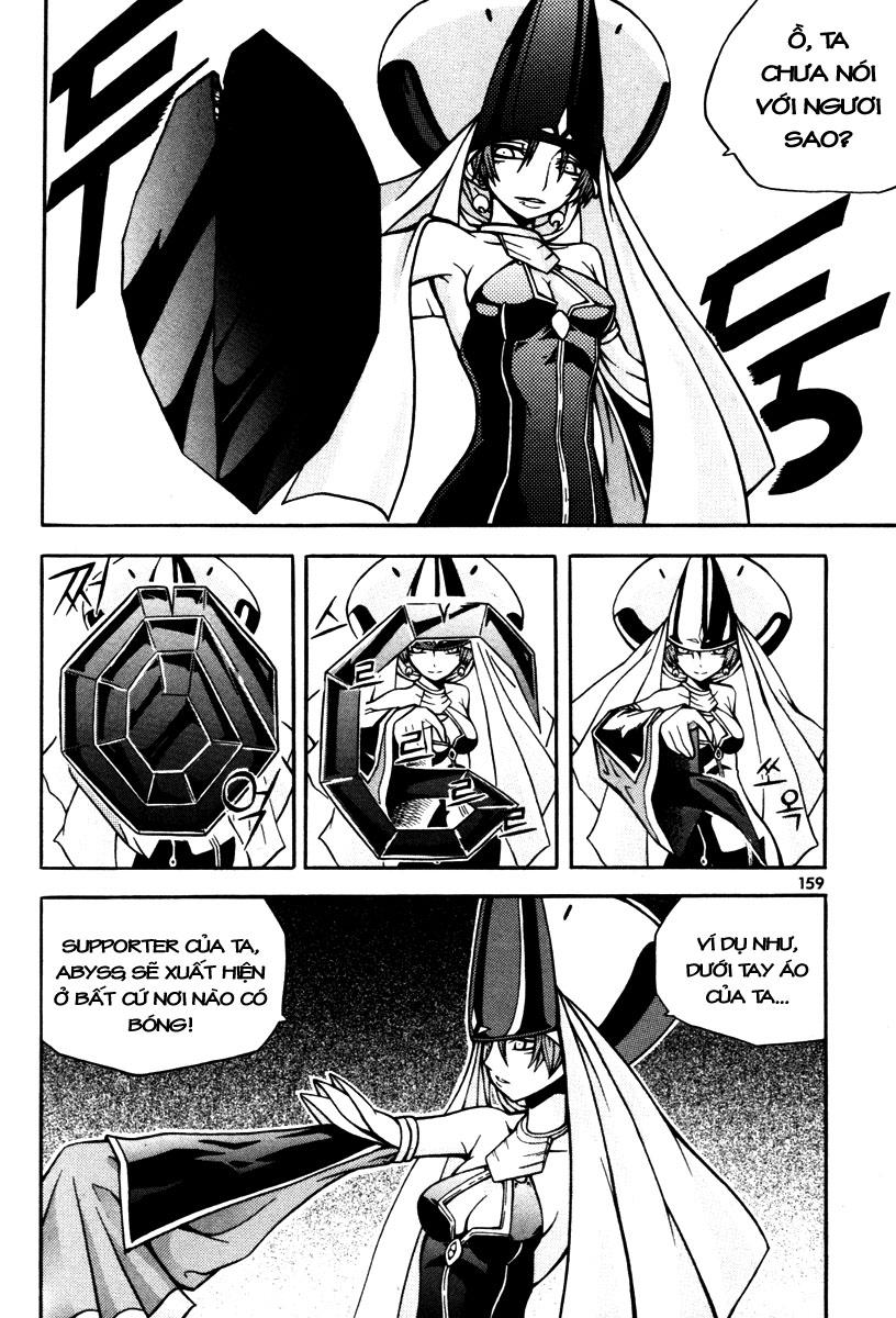Witch Hunter – Thợ Săn Phù Thủy chap 4 Trang 23 - Mangak.info