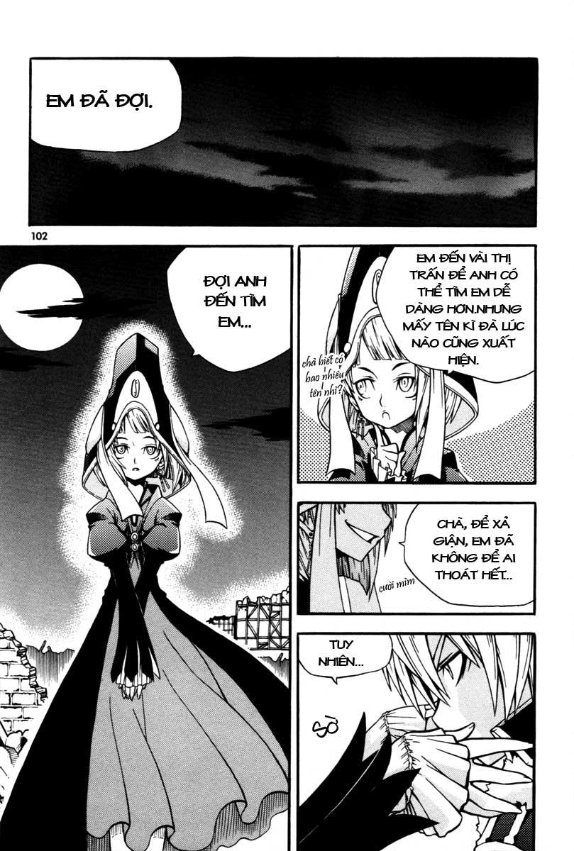 Witch Hunter – Thợ Săn Phù Thủy chap 3 page 9 - IZTruyenTranh.com