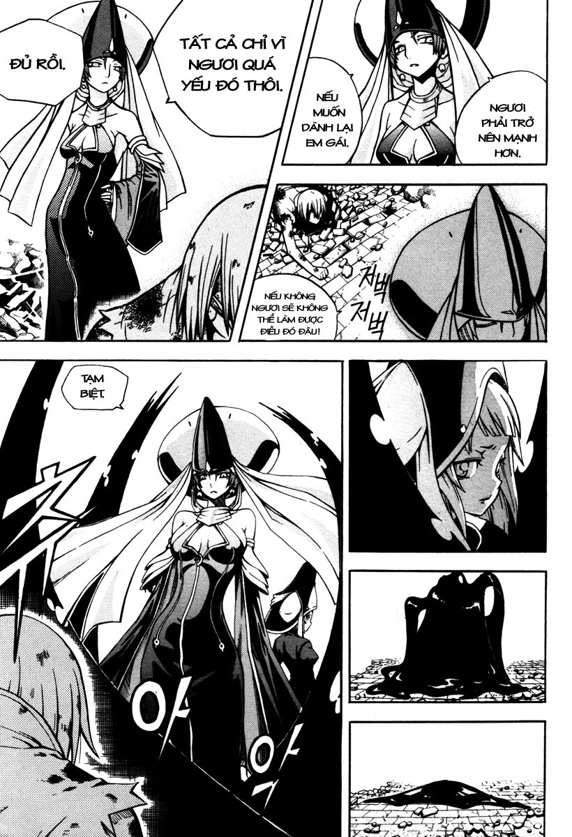 Witch Hunter – Thợ Săn Phù Thủy chap 4 Trang 35 - Mangak.info