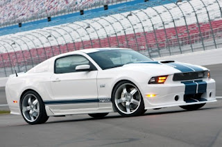 2011 Shelby Mustang GT350 pic