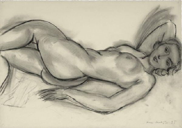 Matisse Reclining Nude