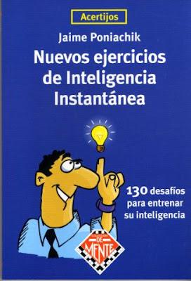 45 Acertijos y Ejercicios de Inteligencia Instantánea