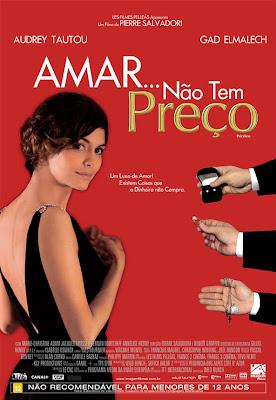 Filme Poster Amar... Não tem Preço DVDRip RMVB Legendado