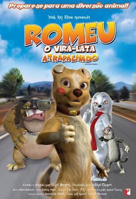 Baixar Filme Romeu   O Vira Lata Atrapalhado   Dublado Download
