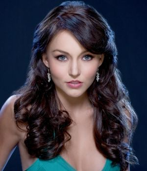Angelique Boyer interpretó a Teresa - CineTele