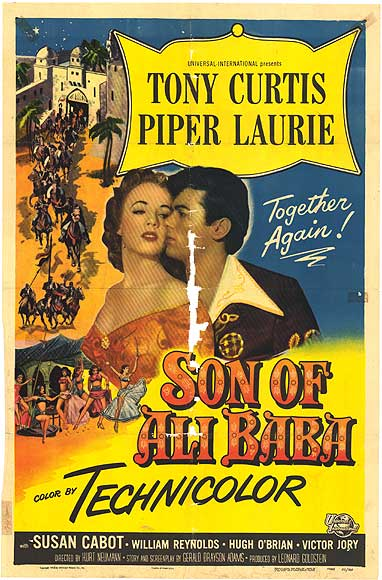 Son of Ali Baba movie