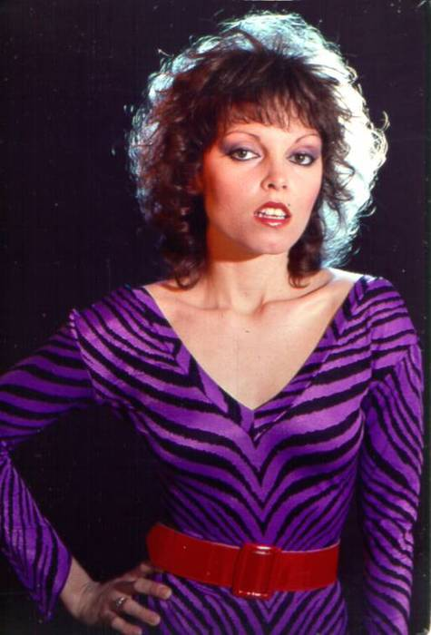 Pat Benatar 80s Fashion 80's zena jeans acid wash