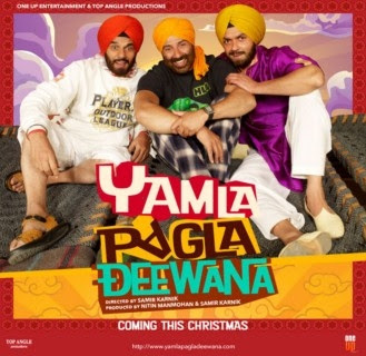 YAMLA PAGLA DEEWANA'S 2010 NEW MOVIE