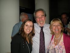 Com o Dr. Bruce Lipton e Diana Franco