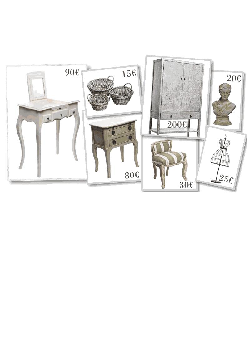 Bimbaylaura mercadillo muebles hazel for Mercadillo muebles madrid