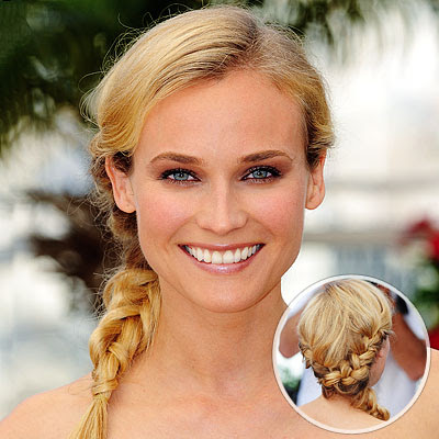 french hairstyles. braided hairstyle pictures.