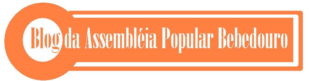 Blog da Assembléia Popular  Bebedouro