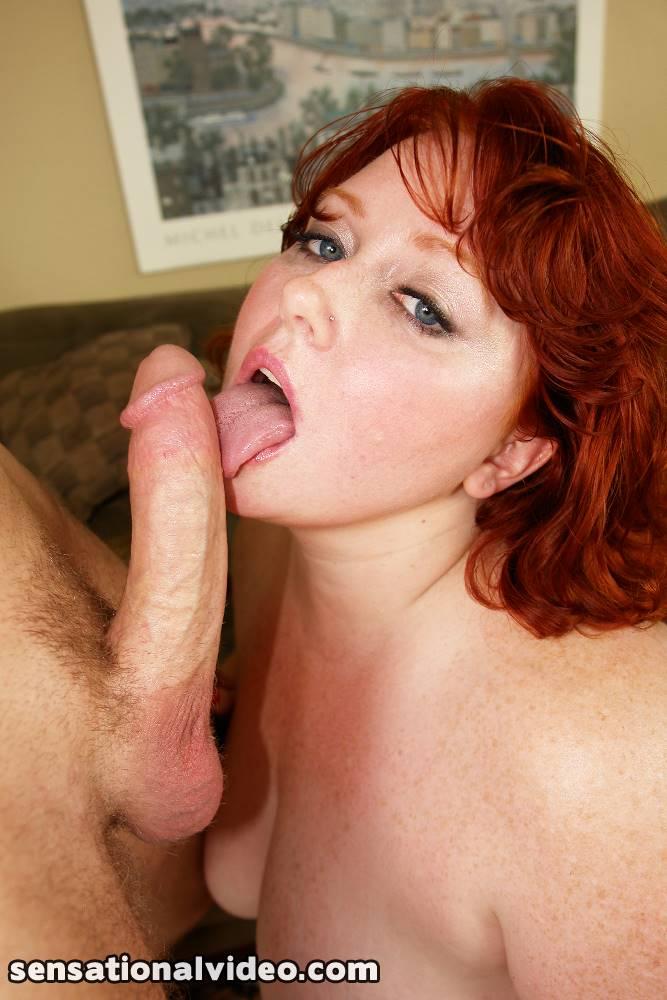 Redhead Dawn Davenport Bbw