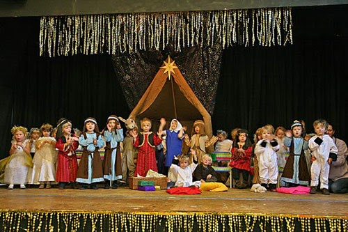 Religious Christmas Plays For Children