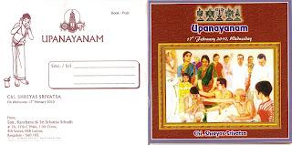 Cooljoint shreyas upanayanam invitation shreyas upanayanam invitation dear all stopboris Images