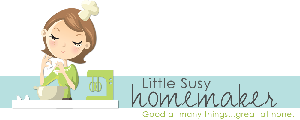 Little Susy Homemaker