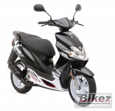 New Simple Scooter - Yamaha JOG RR 2010 2