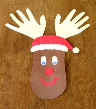 Fidgety Fingers Last Minute Christmas Crafts For Kids