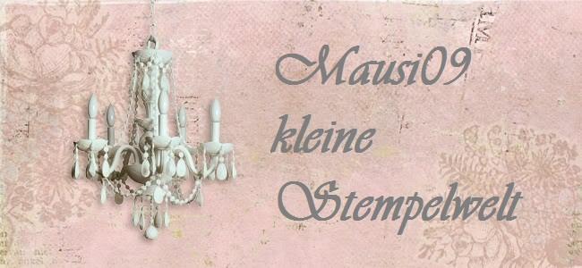 Mausi09 kleine Stempelwelt