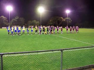 New Milton Town FC vs Winchester City FC