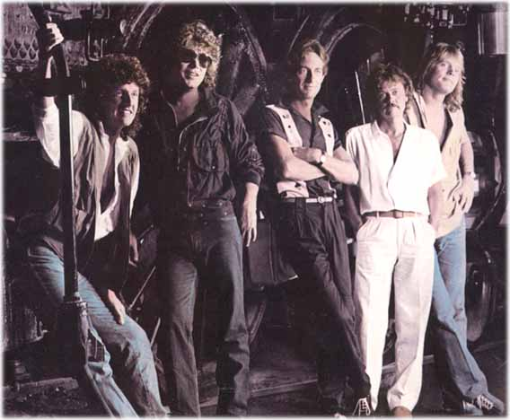 Thursday: REO Speedwagon