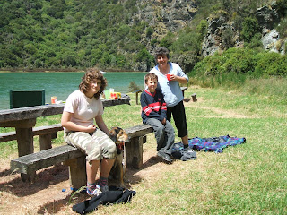 John Bull Gully picnic spot