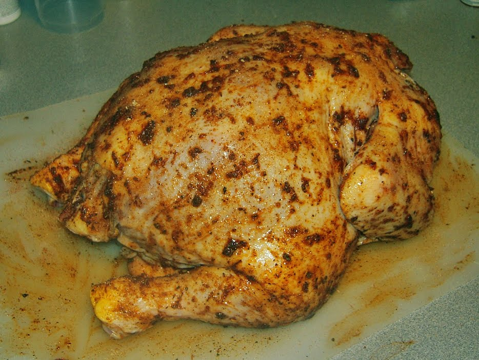 how to cook chicken with beer can in the oven