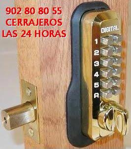 Cerrajeros master key cerradura lockey m210 de bloqueo for Cerradura sin llave