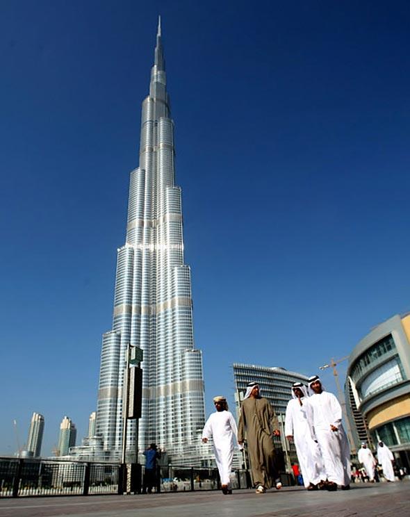 Burj khalifa dubai il grattacielo pi alto del mondo - Dubai grattacielo piu alto ...