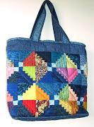 Bolsa: misturando cores