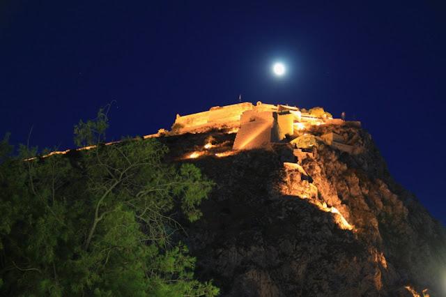 Το ιστορικό φρούριο Παλαμήδι