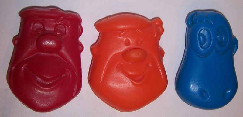 The Retro Dad: Retro Fruity Pebbles cereal premiums / in ...