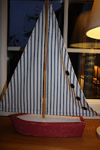 a 'winton' sailing boat...