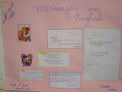 Messages in English