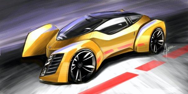 Pontiac Trans Am Soon Cadillac Design Is A D Artform