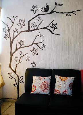 Artesanal textil decorando interiores - Decoraciones pinturas interiores ...