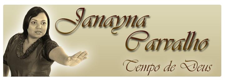 Cantora Janayna Carvalho